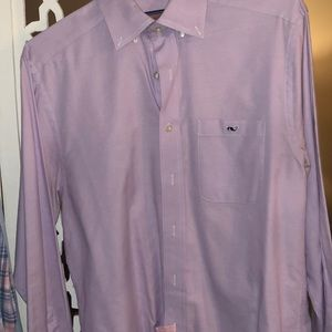 "Men's button down Vineyard Vines ""Tucker shirt"""